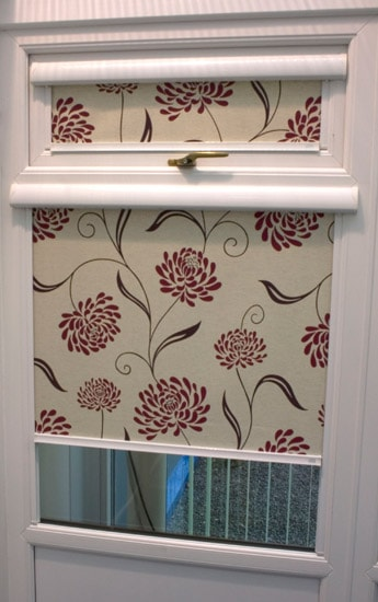 perfect fit blinds small window