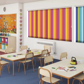 Commercial Blinds for schools Scotland