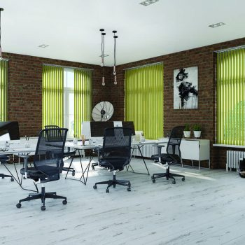 Commercial office Blinds in Glasgow