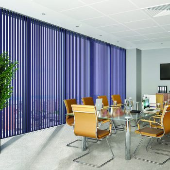 Commercial vertical office Blinds