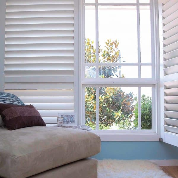 Glasgow Plantation shutter blinds