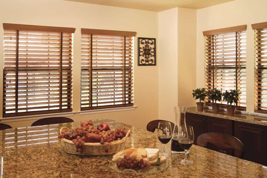 Kitchen Shutter blinds