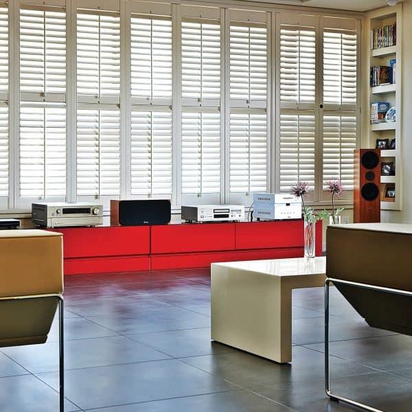 Office plantation shutter blinds Scotland