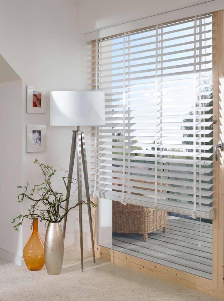 Plantation shutter select blinds