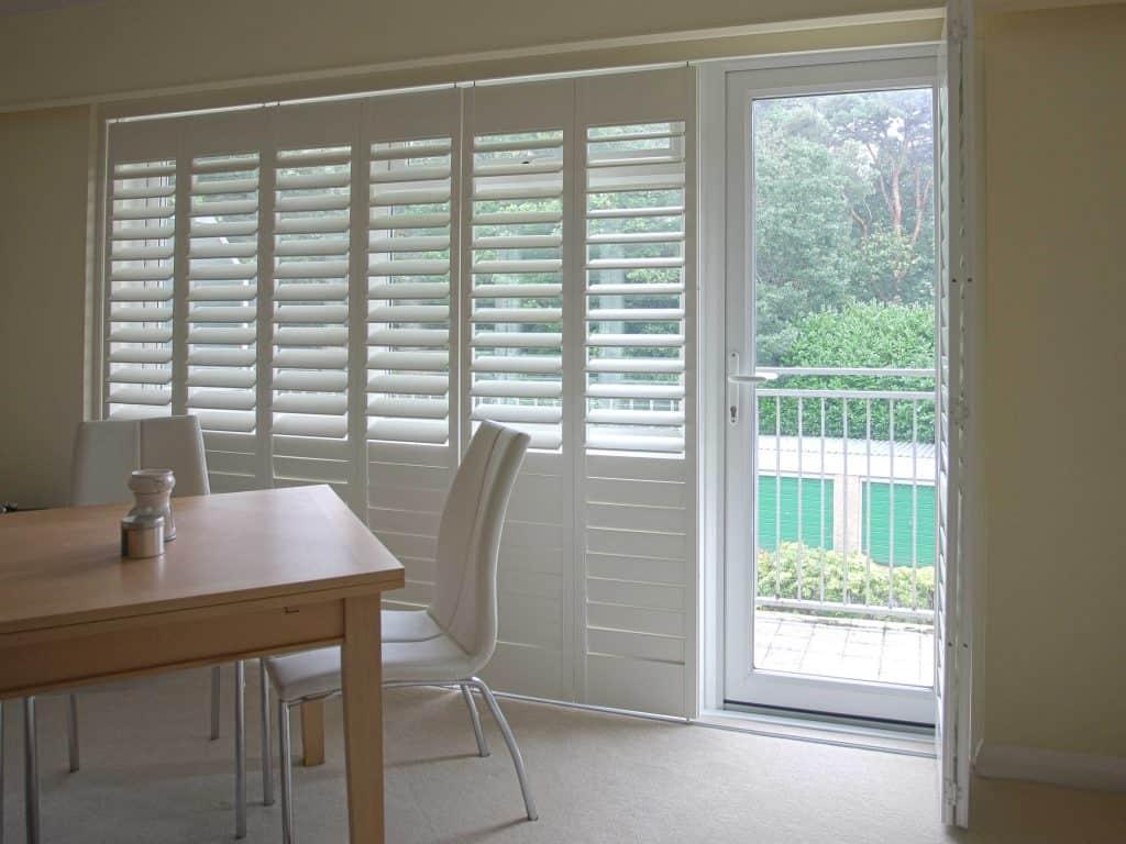 White shutters cumbernauld