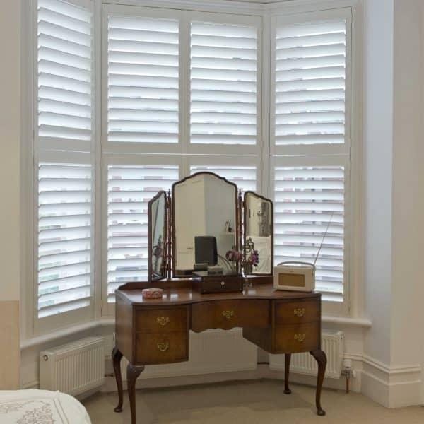 shutter blinds Bedroom Bay