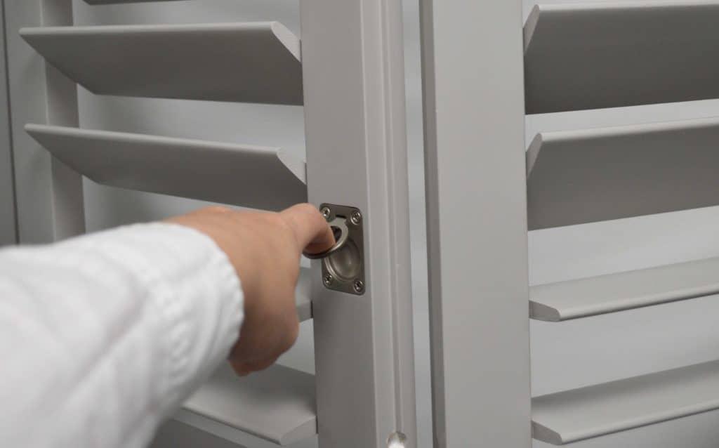 shutter blinds Ringpull